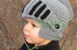 Knight / Roman Soldier Beanie Hat for children